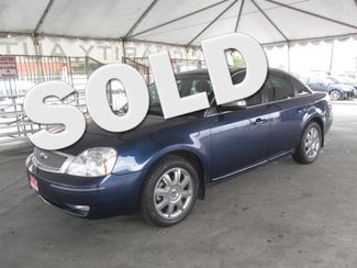 2007 Ford Five Hundred Limited Gardena, California