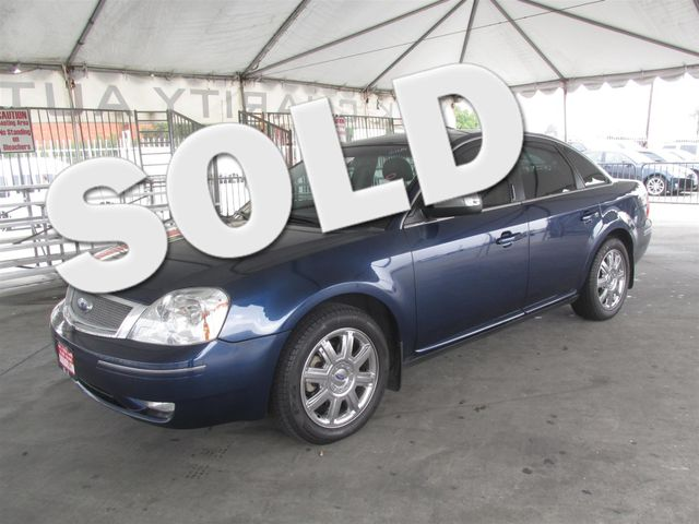 2007 Ford Five Hundred Limited Please call or e-mail to check availability All of our vehicles