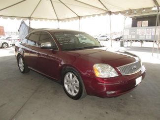 2007 Ford Five Hundred Limited Gardena, California 3