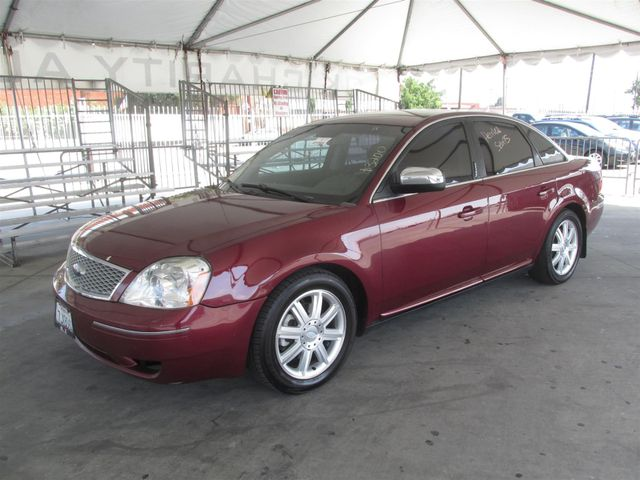2007 Ford Five Hundred Limited This particular Vehicles true mileage is unknown TMU Please cal