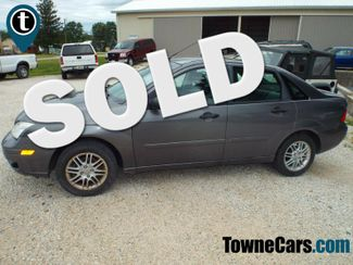 2007 Ford FOCUS ZX4 | Medina, OH | Towne Auto Sales in ohio OH