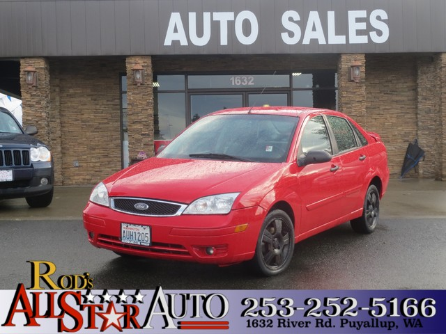 2007 Ford Focus S The CARFAX Buy Back Guarantee that comes with this vehicle means that you can bu