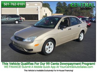 2007 Ford FOCUS/PW  | Hot Springs, AR | Central Auto Sales in Hot Springs AR