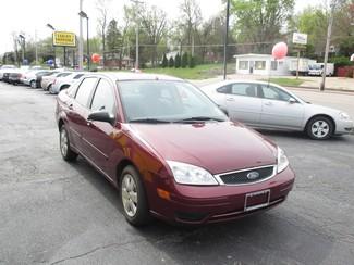 2007 Ford Focus SE Saint Ann, MO 4