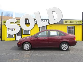 2007 Ford Focus SE Saint Ann, MO