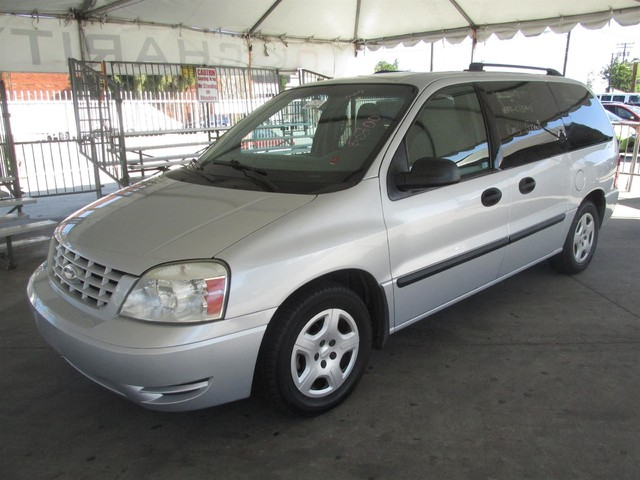 2007 Ford Freestar Wagon SE This particular Vehicle comes with 3rd Row Seat Please call or e-mail