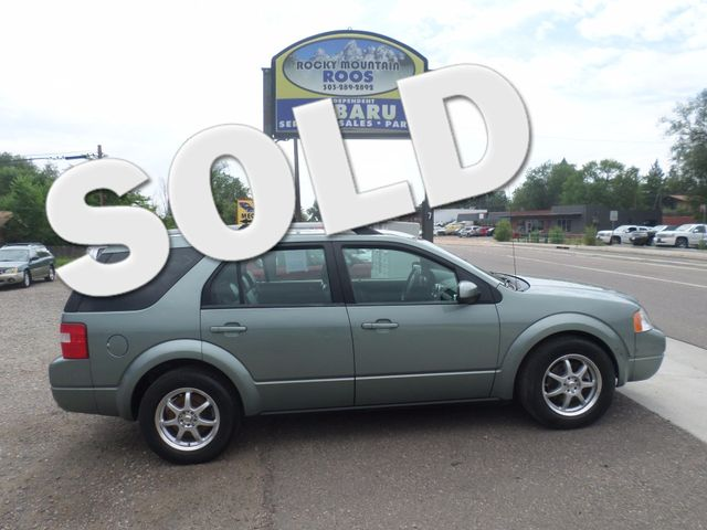 2007 Ford Freestyle Limited AWD Golden, Colorado 0