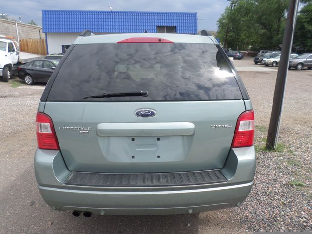 2007 Ford Freestyle Limited AWD Golden, Colorado 2