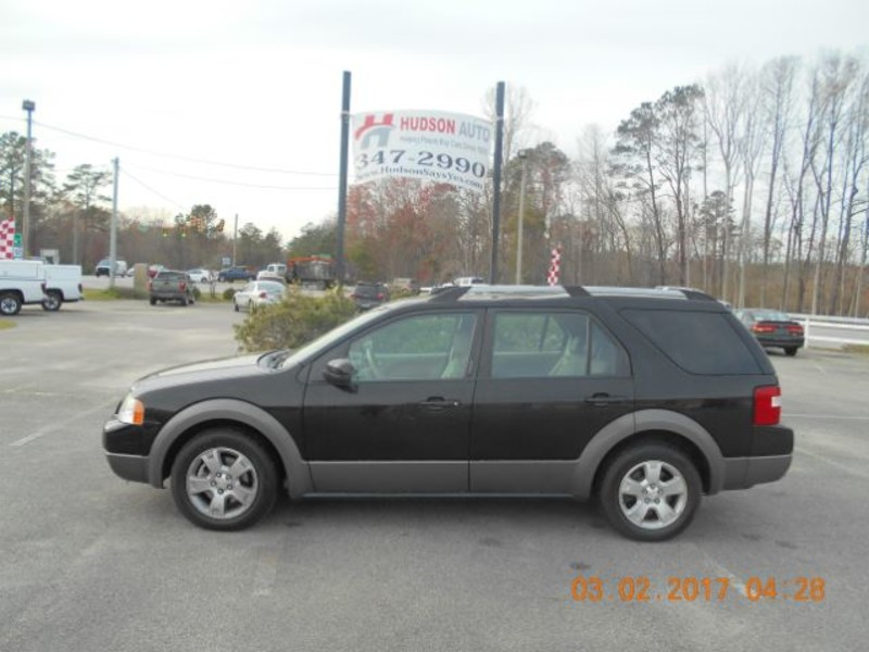 2007 Ford Freestyle SEL in Myrtle Beach South Carolina