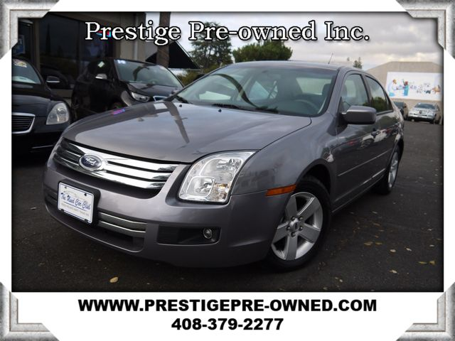 2007 Ford Fusion SE 2007 FORD FUSION SE AWD--30L 6-CYLINDER ENGINE---WITH LOW 32K MILES-