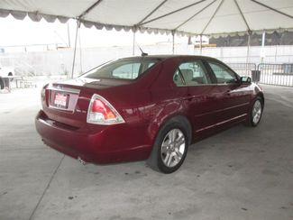 2007 Ford Fusion SEL Gardena, California 2