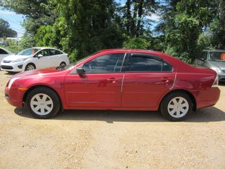 2007 Ford Fusion S Houston, Mississippi 2
