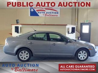 2007 Ford Fusion S | JOPPA, MD | Auto Auction of Baltimore  in Joppa MD