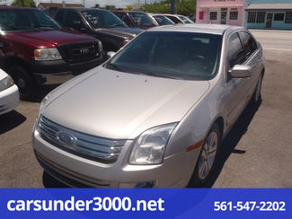 2007 Ford Fusion SEL Lake Worth , Florida 1