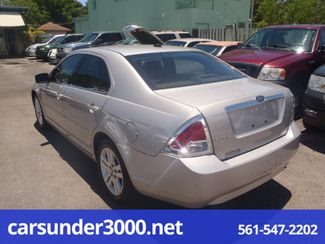 2007 Ford Fusion SEL Lake Worth , Florida 2