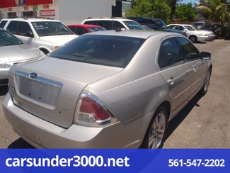 2007 Ford Fusion SEL Lake Worth , Florida 3