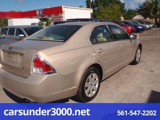 2007 Ford Fusion S Lake Worth , Florida 2
