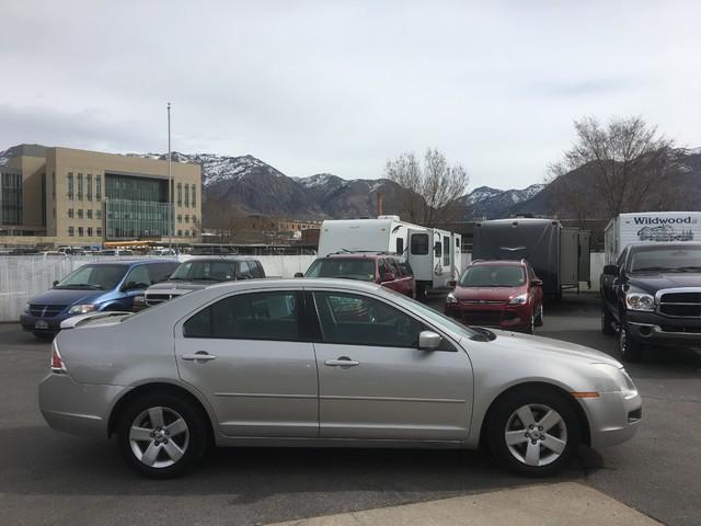 2007 Ford Fusion SE Ogden, Utah 5