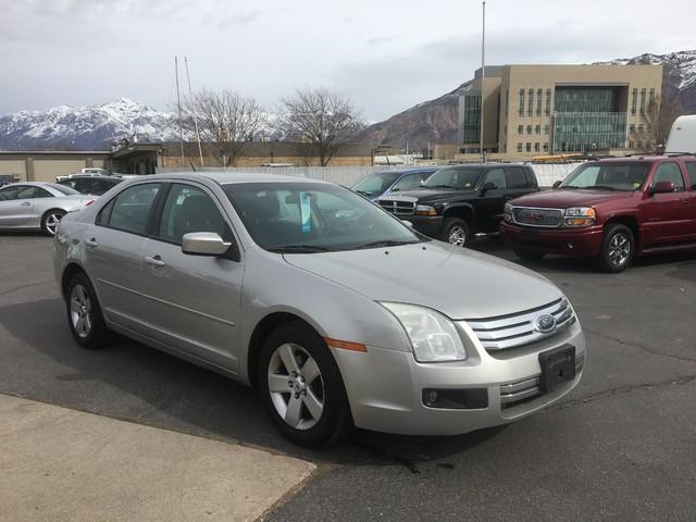 2007 Ford Fusion SE Ogden, Utah 6