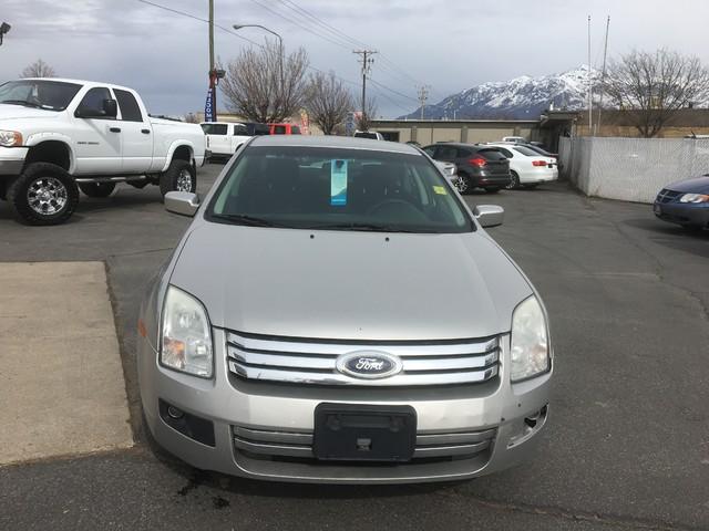 2007 Ford Fusion SE Ogden, Utah 7