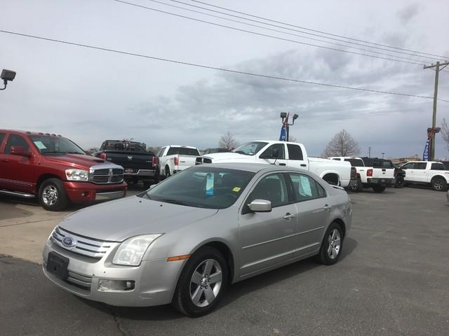 2007 Ford Fusion SE Ogden, Utah 1