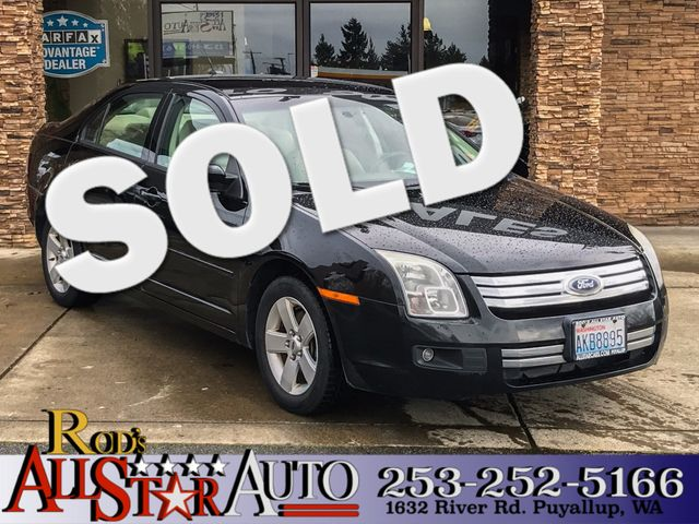 2007 Ford Fusion SE The CARFAX Buy Back Guarantee that comes with this vehicle means that you can