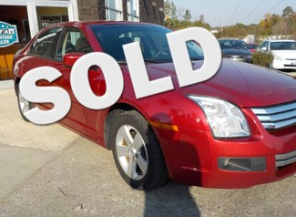 2007 Ford Fusion SE Raleigh, NC