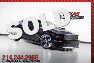 """2007 Ford Mustang GT """"GT-R"""" Regency Package Addison, Texas"""