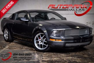 2007 Ford Mustang in Addison TX