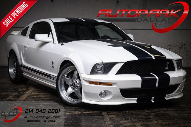 2007 Ford Mustang Shelby GT500 in Addison TX