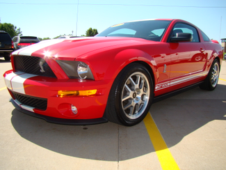 2007 Ford Mustang Shelby GT500 Bettendorf, Iowa 34