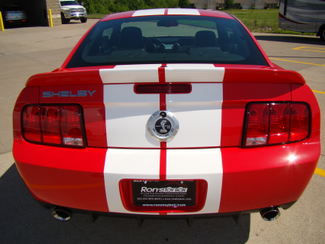 2007 Ford Mustang Shelby GT500 Bettendorf, Iowa 26