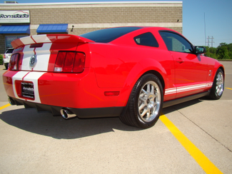 2007 Ford Mustang Shelby GT500 Bettendorf, Iowa 6