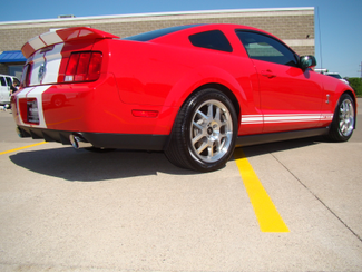 2007 Ford Mustang Shelby GT500 Bettendorf, Iowa 29