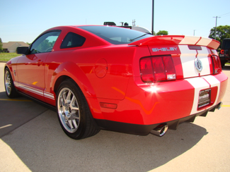 2007 Ford Mustang Shelby GT500 Bettendorf, Iowa 4