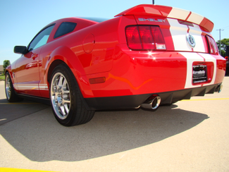 2007 Ford Mustang Shelby GT500 Bettendorf, Iowa 24