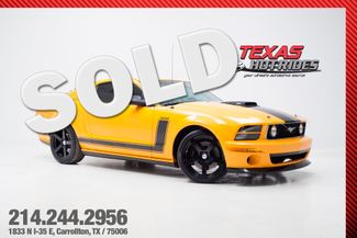 2007 Ford Mustang GT Saleen Parnelli Jones #60/500 | Carrollton, TX | Texas Hot Rides in Carrollton