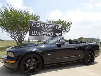 2007 Ford Mustang GT Shaker Radio, Black Wheels! in Dallas Texas