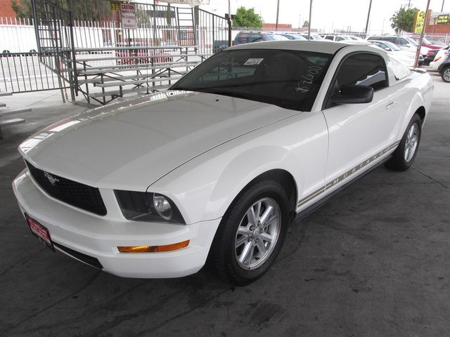 2007 Ford Mustang Deluxe Please call or e-mail to check availability All of our vehicles are av