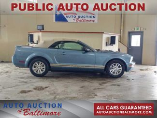 2007 Ford MUSTANG in JOPPA MD