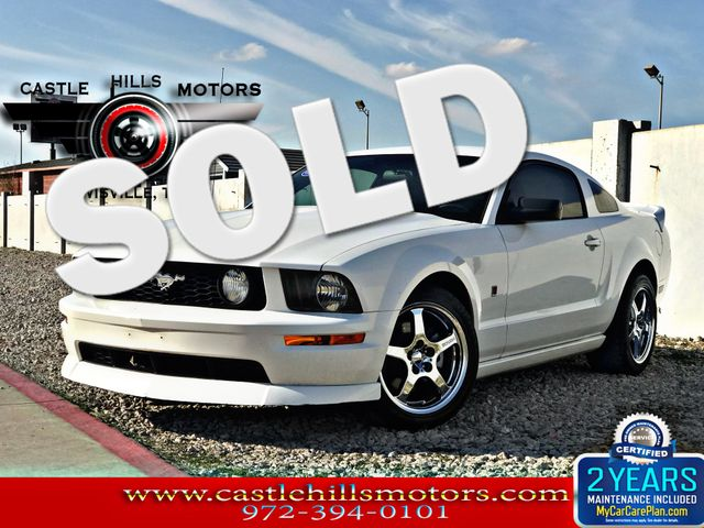 2007 Ford Mustang GT Deluxe | Lewisville, Texas | Castle Hills Motors in Lewisville Texas