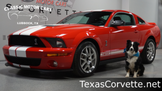 2007 Ford Mustang in Lubbock Texas