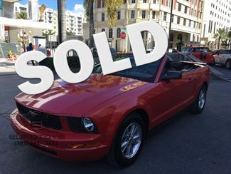 2007 Ford Mustang in Miami FL