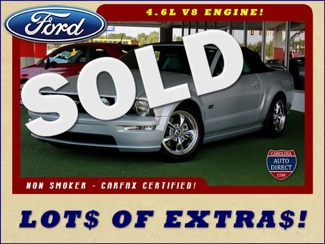 2007 Ford Mustang GT Premium - LOT$ OF EXTRA$! Mooresville , NC 0
