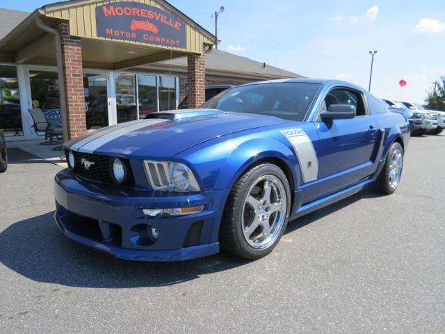 2007 Ford Mustang GT ROUSH STAGE 2 | Mooresville, NC | Mooresville Motor Company in Mooresville NC