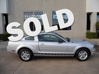 2007 Ford Mustang Deluxe Plano, Texas