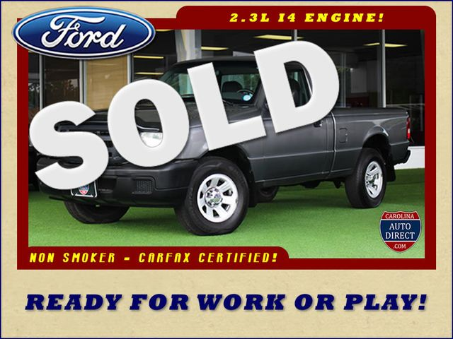 2007 Ford Ranger XL Reg Cab RWD - Ready for Work or Play! Mooresville , NC 0