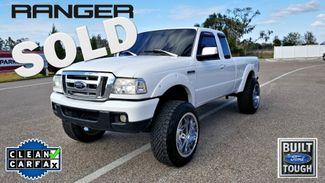 2007 Ford RANGER CLEAN CARFAX TRUCK SUPER CAB | Palmetto, FL | EA Motorsports in Palmetto FL