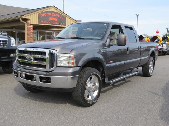 2007 Ford Super Duty F-250 Lariat   Mooresville, NC   Mooresville Motor Company in Mooresville NC