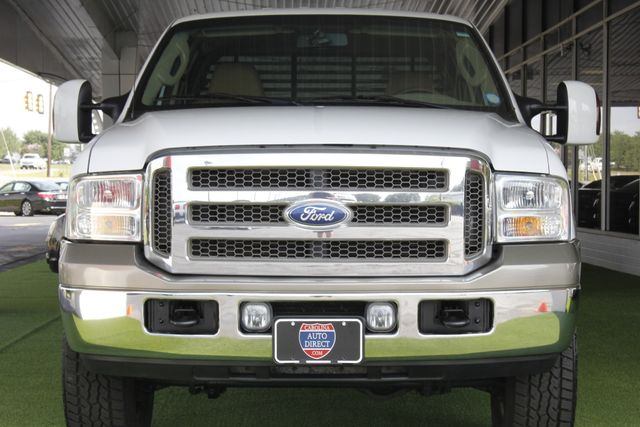 2007 Ford Super Duty F-250 King Ranch Crew Cab 4x4 FX4 - HEATED LEATHER! Mooresville , NC 15